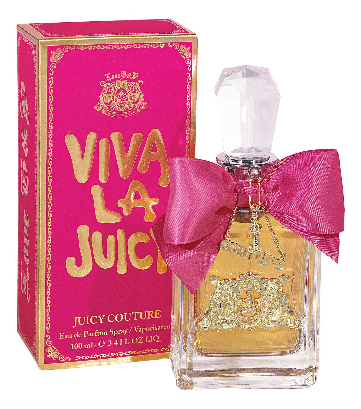 Viva La Juicy: парфюмерная вода 100мл juicy couture парфюмерная вода 100мл