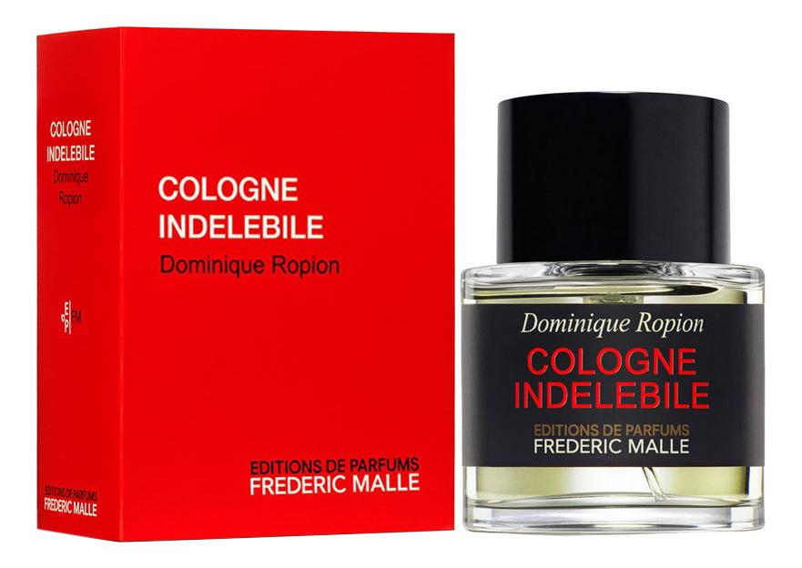 Frederic Malle Cologne Indelebile: одеколон 50мл frederic malle le parfum de therese одеколон 10мл