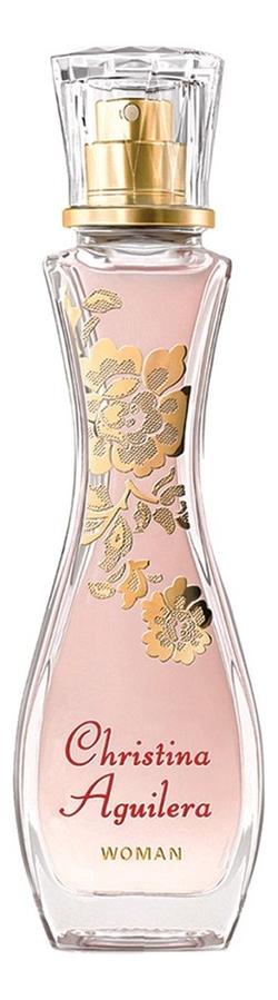 Christina Aguilera Woman: парфюмерная вода 50мл тестер фото