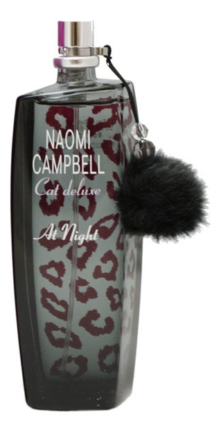 Naomi Campbell Cat Deluxe At Night: туалетная вода 15мл