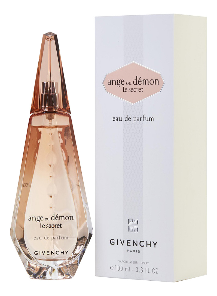 Givenchy Ange ou Demon Le Secret: парфюмерная вода 100мл givenchy ange ou demon le secret sale туалетная вода тестер 100 мл