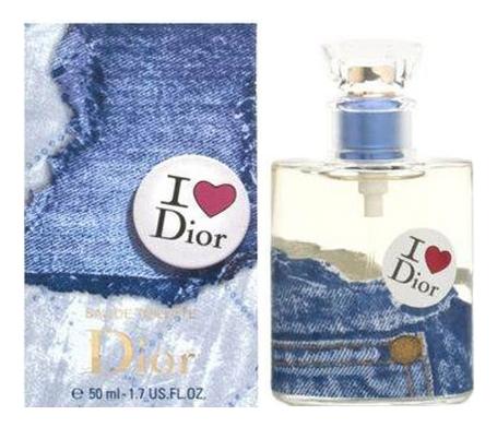 Christian Dior I Love Dior: туалетная вода 50мл