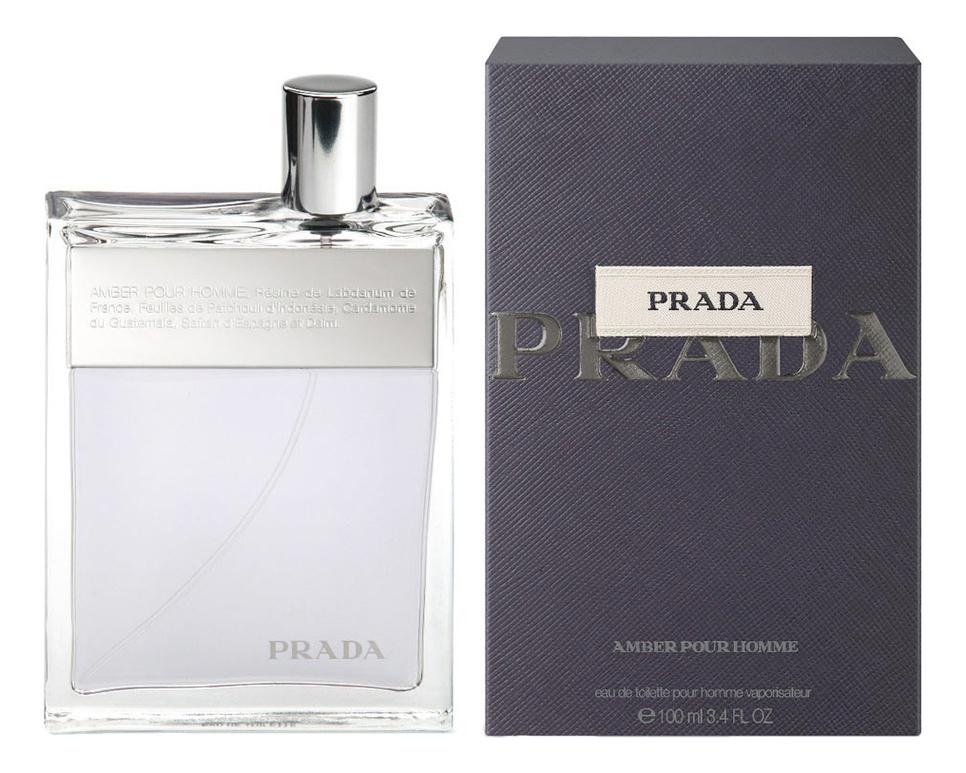 Prada Amber Pour Homme (Prada Man): туалетная вода 100мл