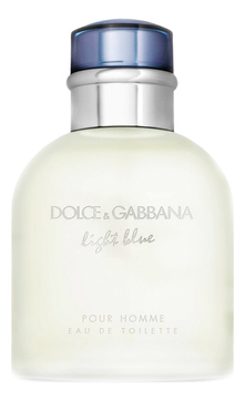 Dolce Gabbana Dg Light Blue Pour Homme мужские духи