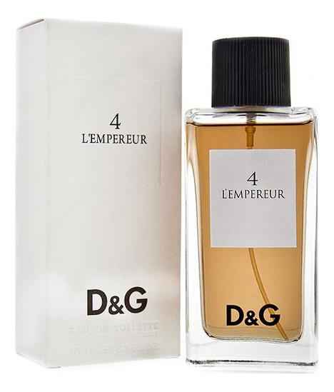 Dolce Gabbana (D&G) 4 L'Empereur: туалетная вода 100мл фото