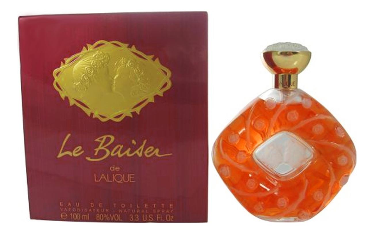Купить Lalique Le Baiser: туалетная вода 100мл