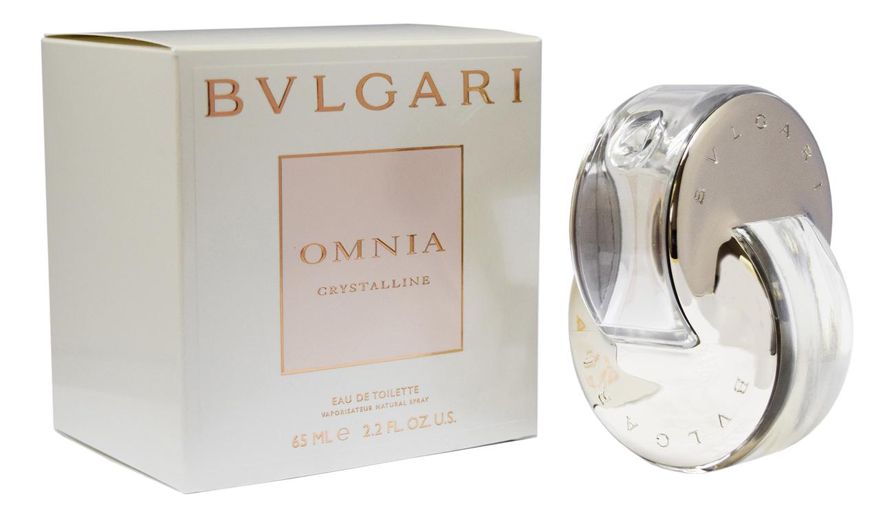 Bvlgari Omnia Crystalline: туалетная вода 65мл