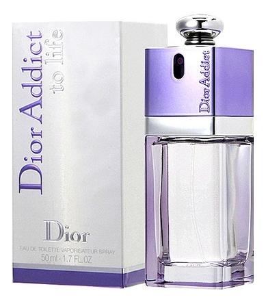 Christian Dior Addict To Life: туалетная вода 50мл christian dior dior addict парфюмерная вода женская 50мл