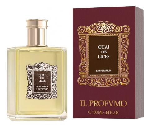 Купить Quai des Lices: парфюмерная вода 100мл, IL Profvmo