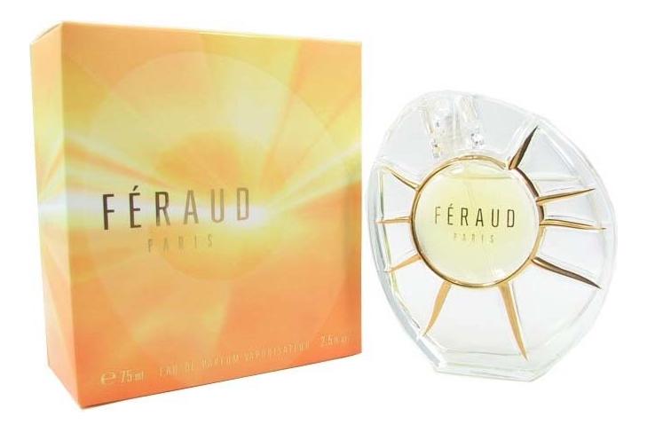 Feraud Sunshine: парфюмерная вода 75мл louis feraud matador
