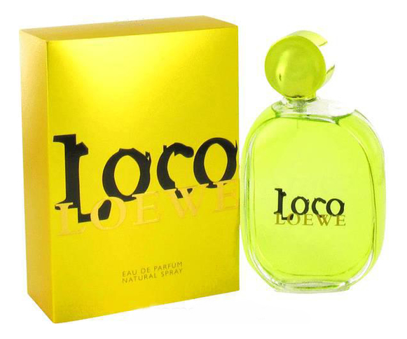 Loco Eau De Parfum: парфюмерная вода 100мл heritage eau de parfum современное издание парфюмерная вода 100мл