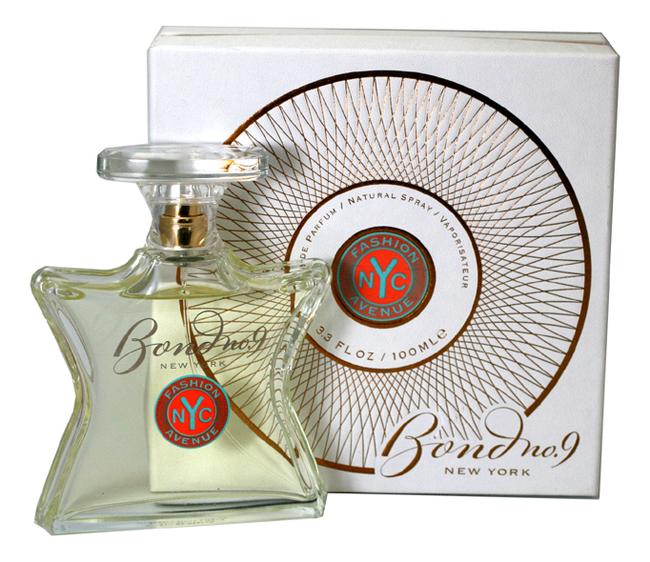Купить Fashion Avenue: парфюмерная вода 100мл, Bond No 9