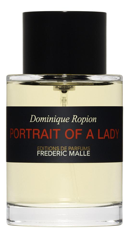 Frederic Malle Portrait Of A Lady: парфюмерная вода 100мл тестер frederic malle bois dorage туалетные духи тестер 100 мл