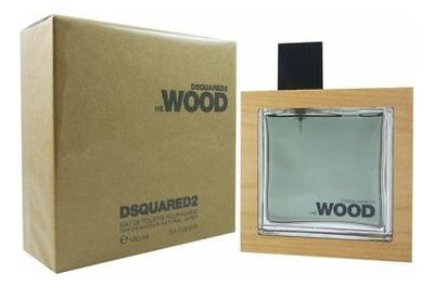 Dsquared2 He Wood: туалетная вода 100мл dsquared2 he wood intense