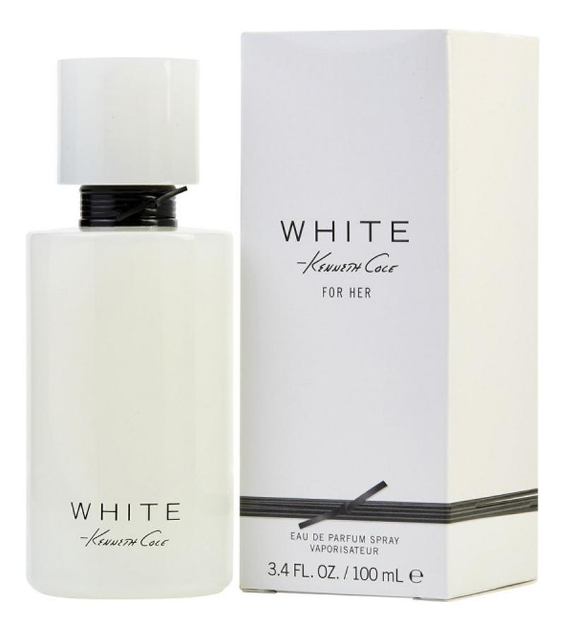 Купить Kenneth Cole White for Her: парфюмерная вода 100мл