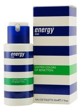 Benetton  Energy Man