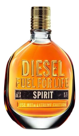 Diesel Fuel For Life Spirit: туалетная вода 75мл тестер