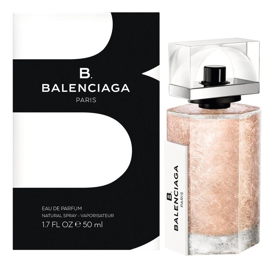 Купить B. Balenciaga: парфюмерная вода 50мл