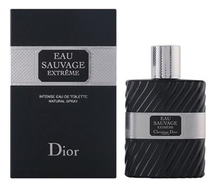 Купить Christian Dior Eau Sauvage Extreme: туалетная вода 50мл