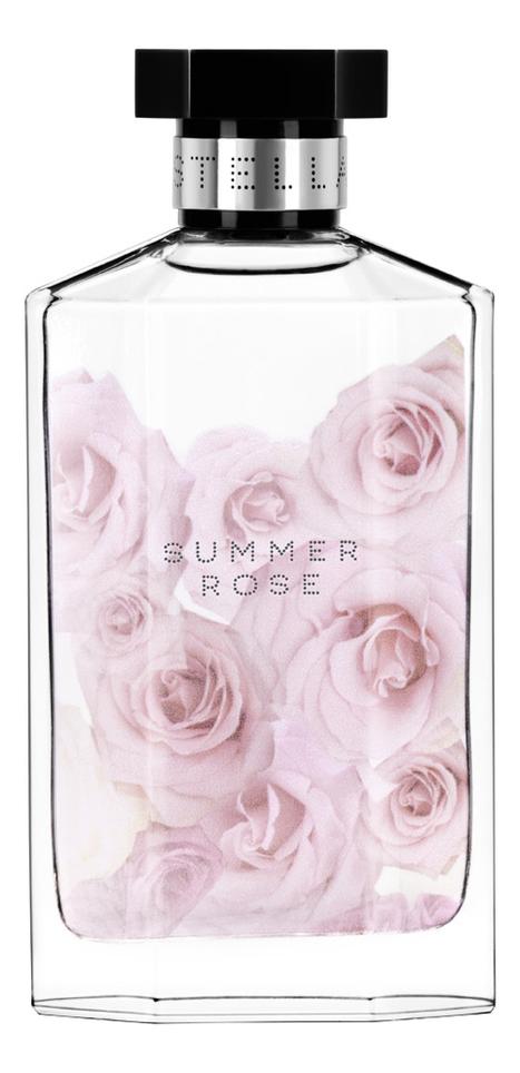 Summer Rose: туалетная вода 100мл summer rose туалетная вода 100мл