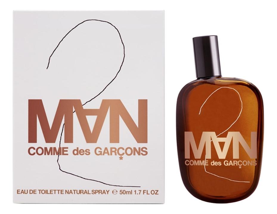 Купить 2 Men: туалетная вода 50мл, Comme des Garcons