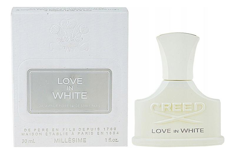Купить Love In White: парфюмерная вода 30мл, Creed