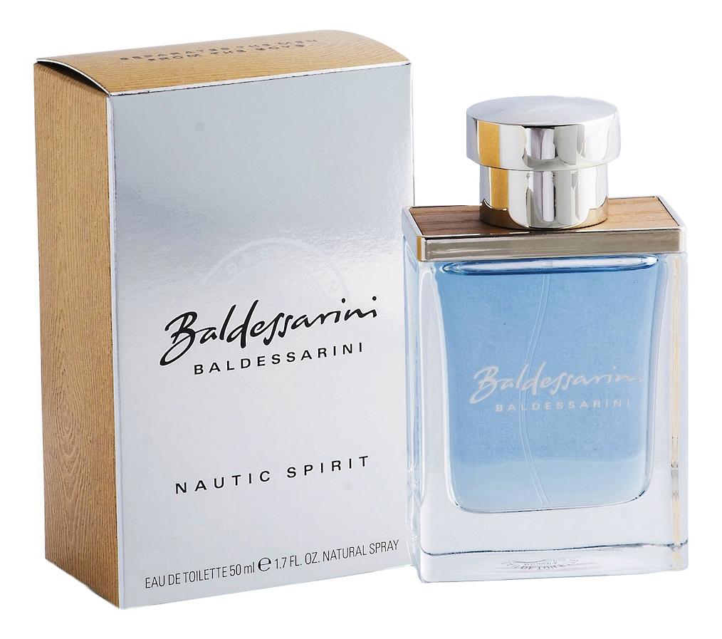 Купить Nautic Spirit: туалетная вода 50мл, Baldessarini