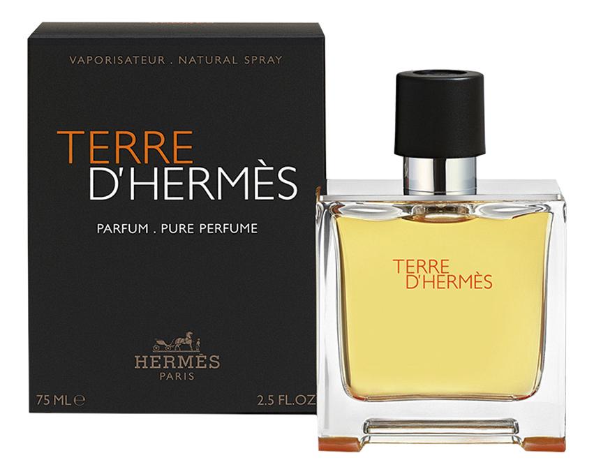 Hermes Terre D'Hermes pour homme: духи 75мл