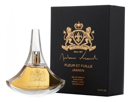 Antonio Visconti Fleur de Feuille Jasmin: парфюмерная вода 100мл