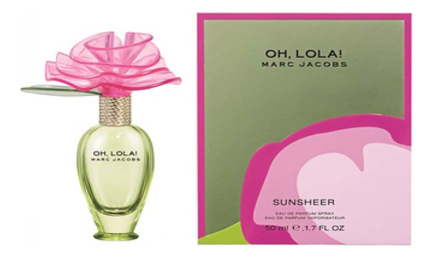 Купить Oh Lola! Sunsheer: парфюмерная вода 50мл, Marc Jacobs