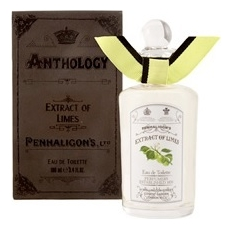 Extract of Limes: туалетная вода 100мл недорого