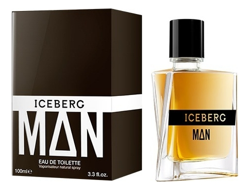 Man: туалетная вода 100мл iceberg the iceberg fragrance парфюмерная вода 100мл тестер