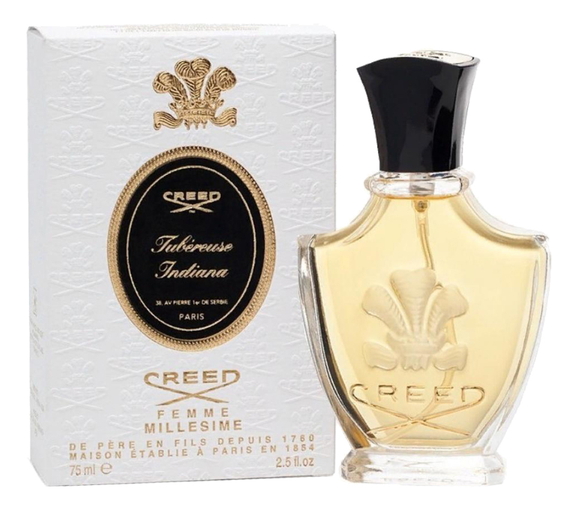 Creed Tubereuse Indiana: парфюмерная вода 75мл недорого