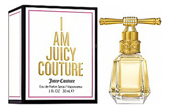 I Am Juicy Couture: парфюмерная вода 30мл