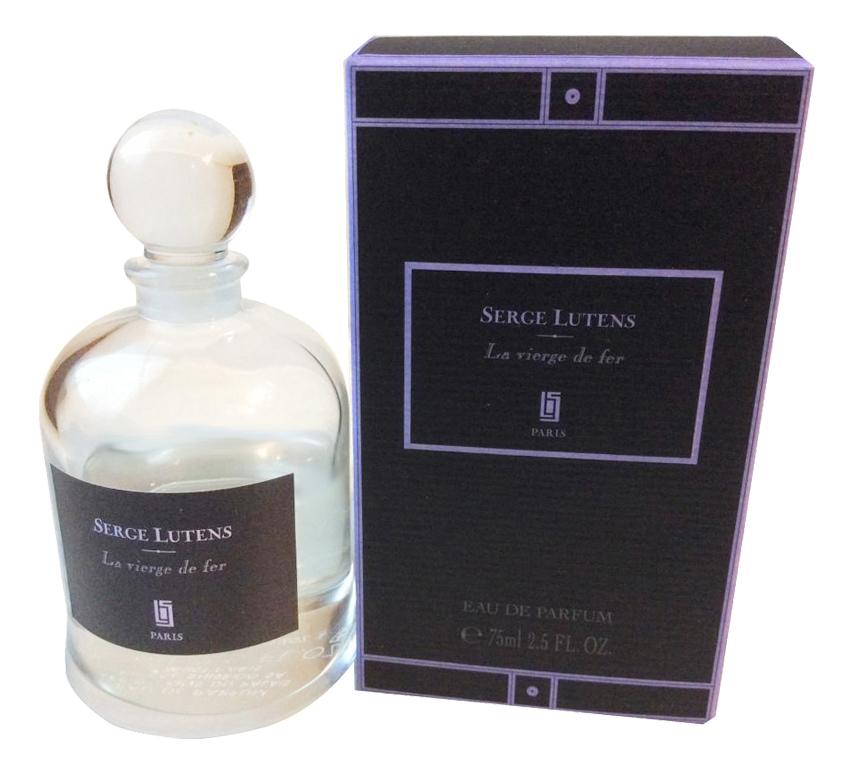 La Vierge de Fer: парфюмерная вода 75мл (без спрея) serge lutens rose de nuit парфюмерная вода 75мл