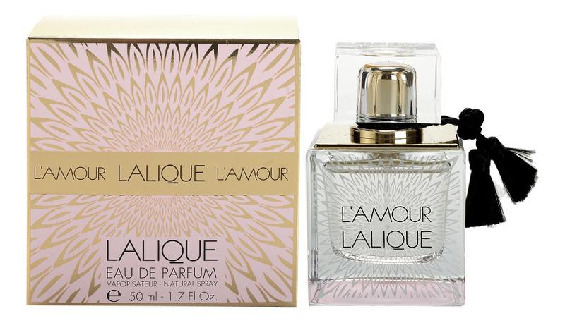 Купить L'Amour: парфюмерная вода 50мл, Lalique