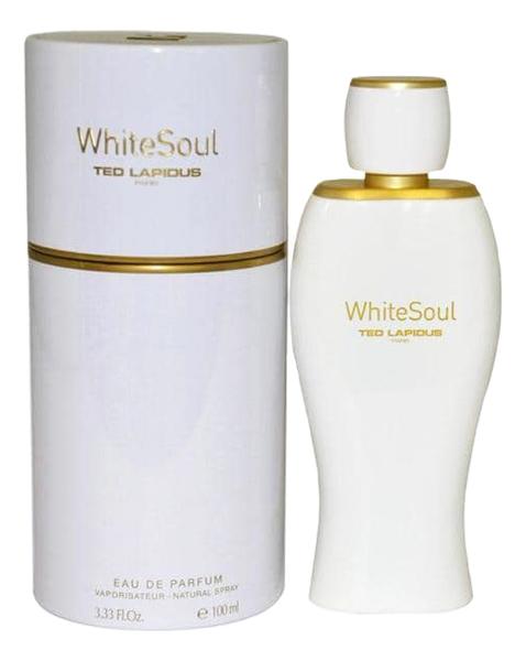 Купить Ted Lapidus White Soul: парфюмерная вода 100мл