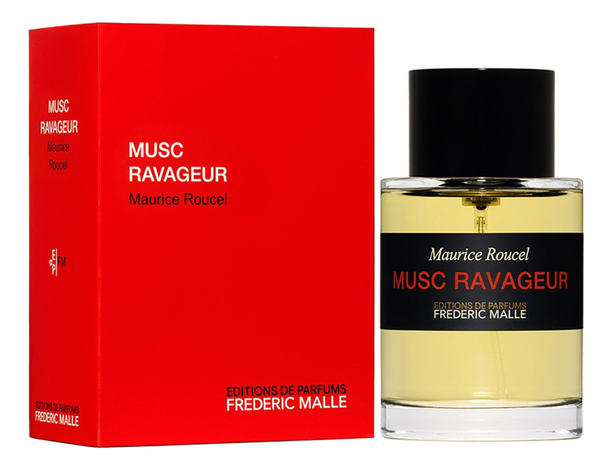 Musc Ravageur: парфюмерная вода 100мл недорого