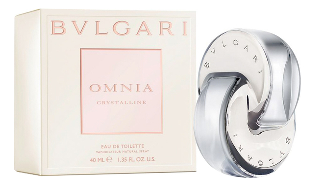 Bvlgari Omnia Crystalline: туалетная вода 40мл фото