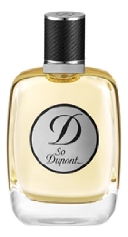 S.T. Dupont So Dupont Homme: туалетная вода 100мл тестер портфели s t dupont st181281