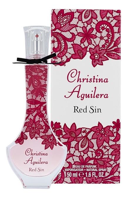 Red Sin: парфюмерная вода 50мл недорого