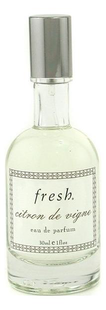 Fresh Citron De Vigne: парфюмерная вода 2мл