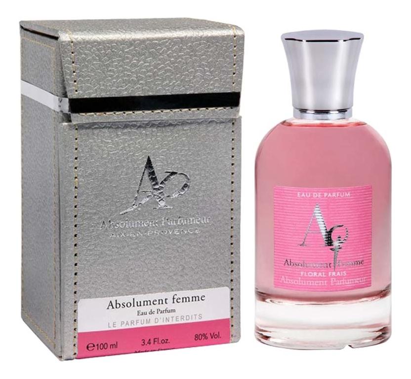 цена на Absolument Femme: парфюмерная вода 100мл