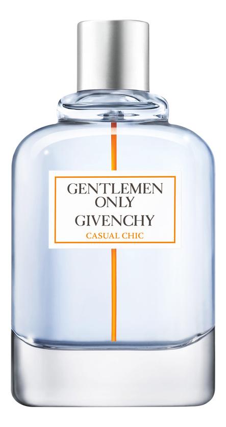 цена Givenchy Gentlemen Only Casual Chic: туалетная вода 3мл онлайн в 2017 году