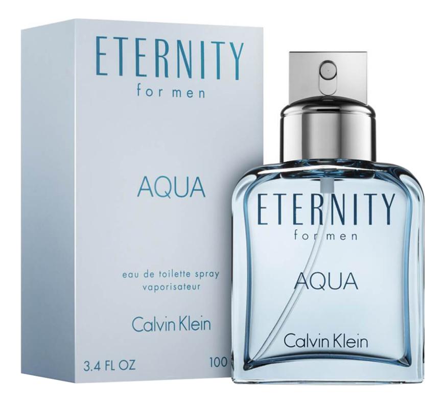 Купить Eternity Aqua: туалетная вода 100мл, Calvin Klein