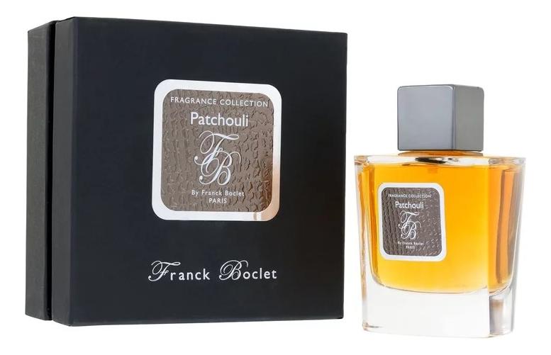 Купить Patchouli: парфюмерная вода 100мл, Franck Boclet