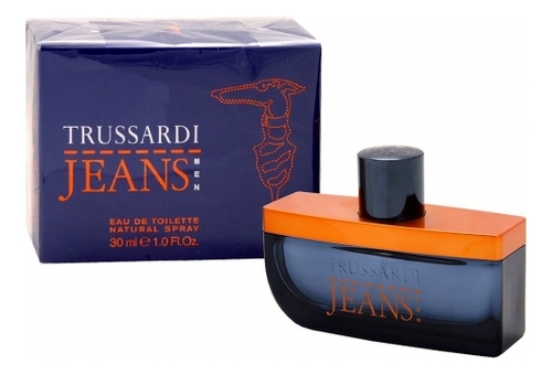 Jeans men: туалетная вода 30мл