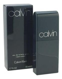 Calvin Klein Calvin: туалетная вода 50мл фото