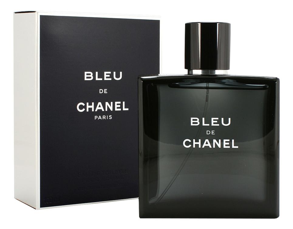 Фото - Bleu de Chanel: туалетная вода 100мл pavillon bleu парфюмерная вода 100мл