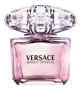 Versace Bright Crystal: туалетная вода 90мл тестер